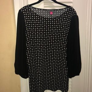VINCE CAMUTO like new blouse